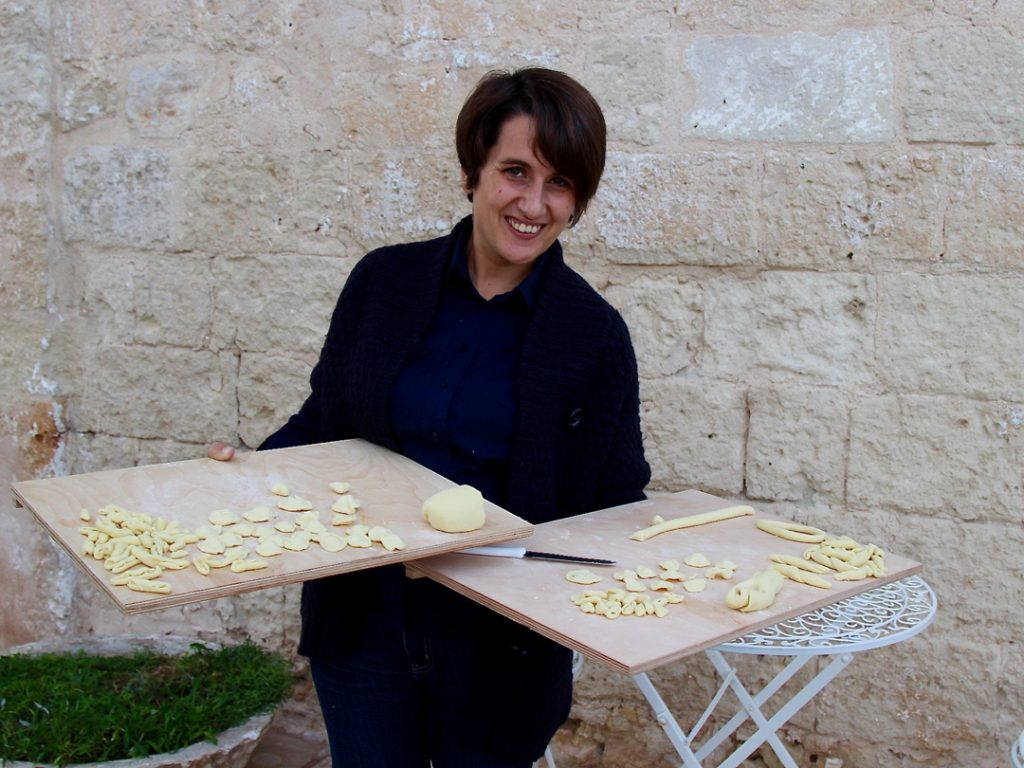 pasta cooking classes Puglia Italy Carol Ketelson Delectable Destinations Culinary Tours