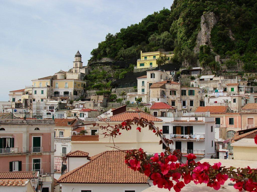 spring buganvilias Amalfi Coast Italy Carol Ketelson Delectable Destinations Culinary Tours