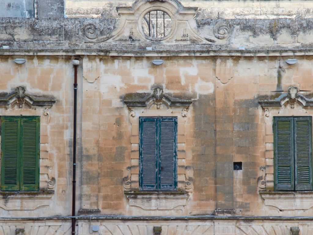 shuttered windows Puglia Italy Carol Ketelson Delectable Destinations Culinary Tours
