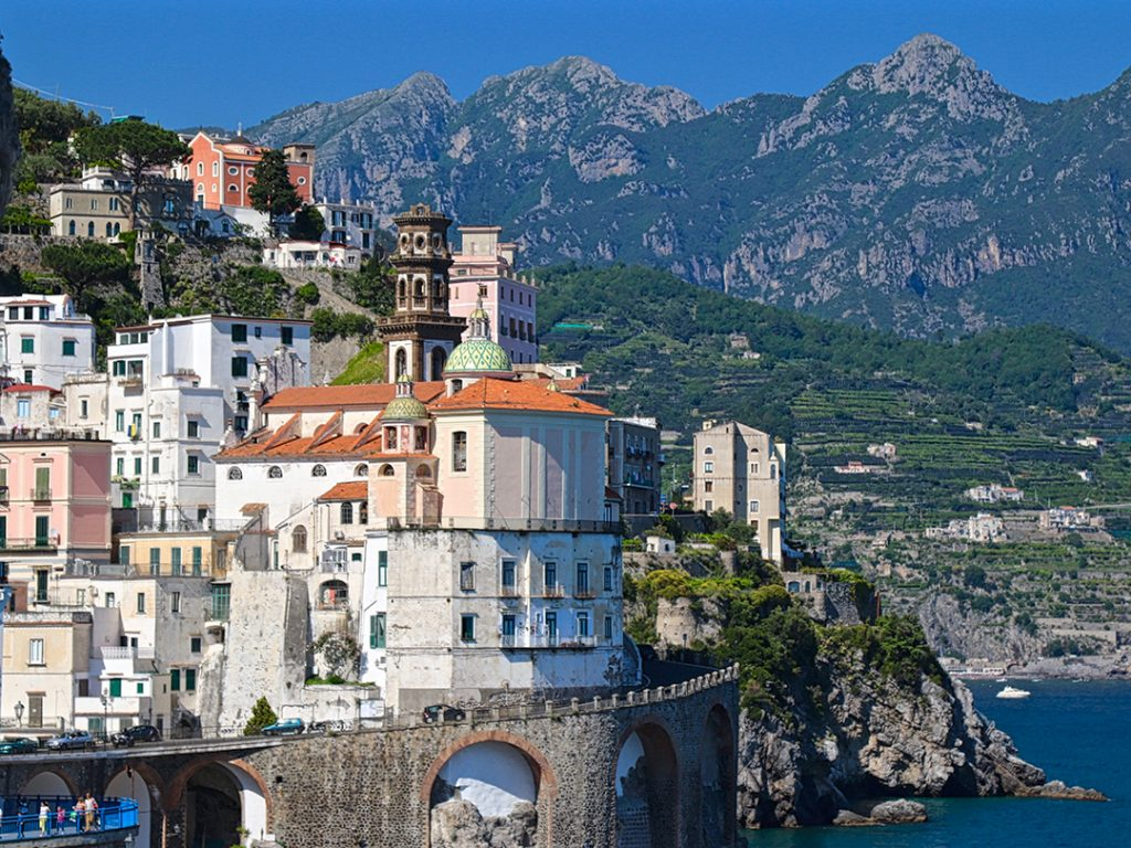 Atrani Amalfi Coast Italy Carol Ketelson Delectable Destinations Culinary Tours