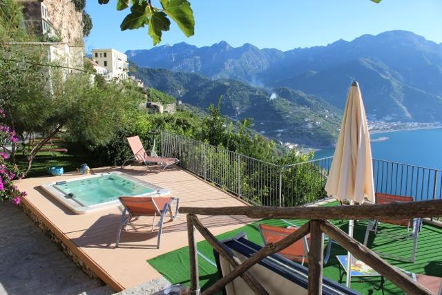 Villa San Cosma Ravello Amalfi Coast DelectableDestinations Carol Ketelson