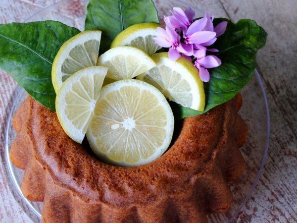 Mamma Agata's lemon cake Amalfi Coast Italy Carol Ketelson Delectable Destinations Culinary Tours
