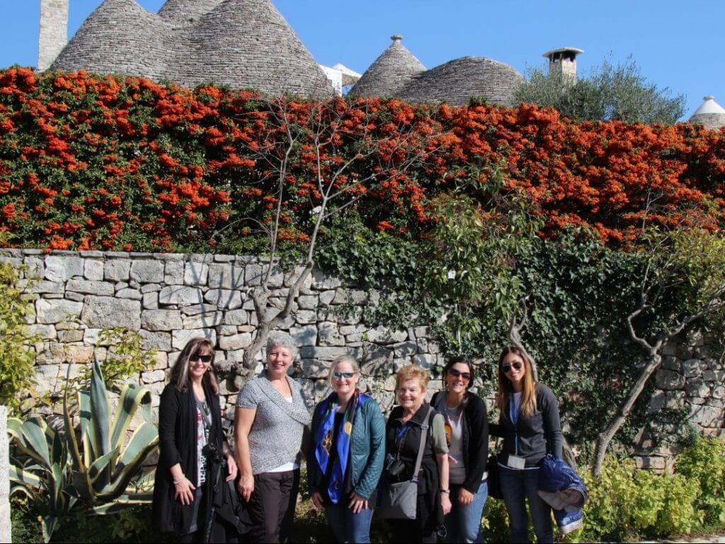 Trulli Trullo Alberobello Puglia Italy Carol Ketelson Delectable Destinations Culinary Tours