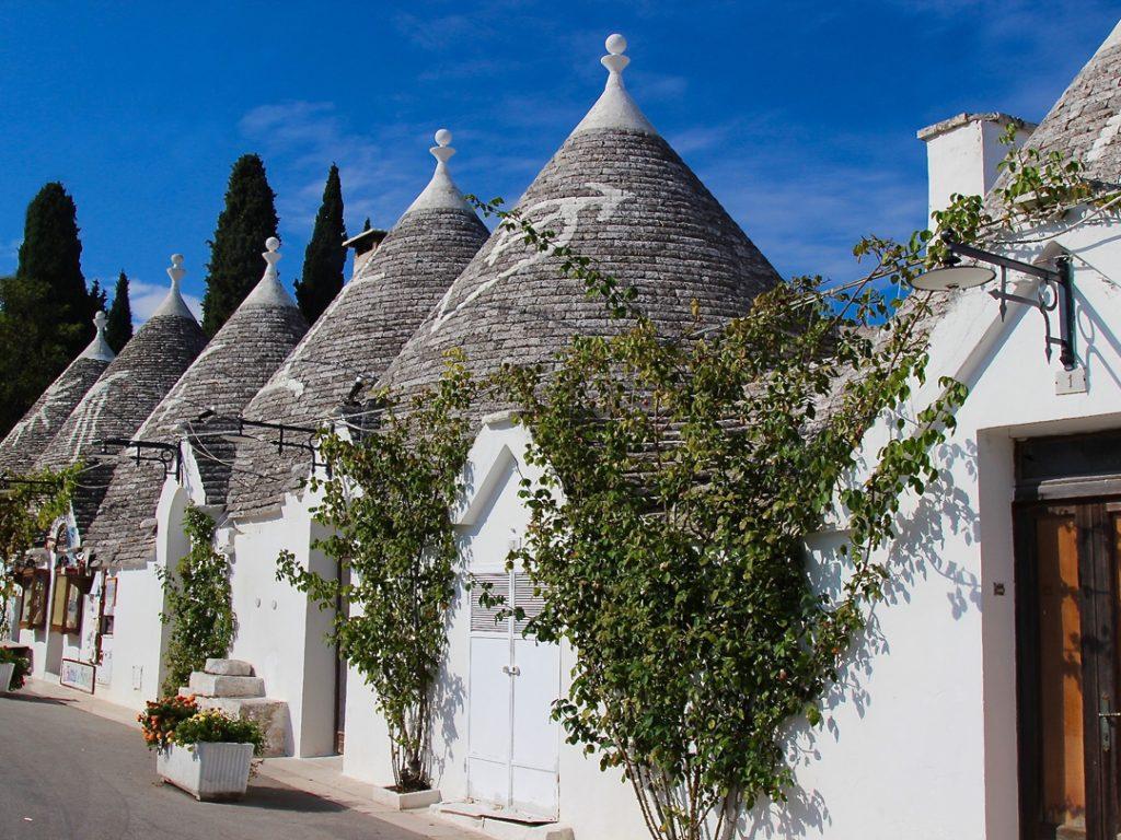 Trullis Alberobello Puglia Italy Carol Ketelson Delectable Destinations Culinary Tours