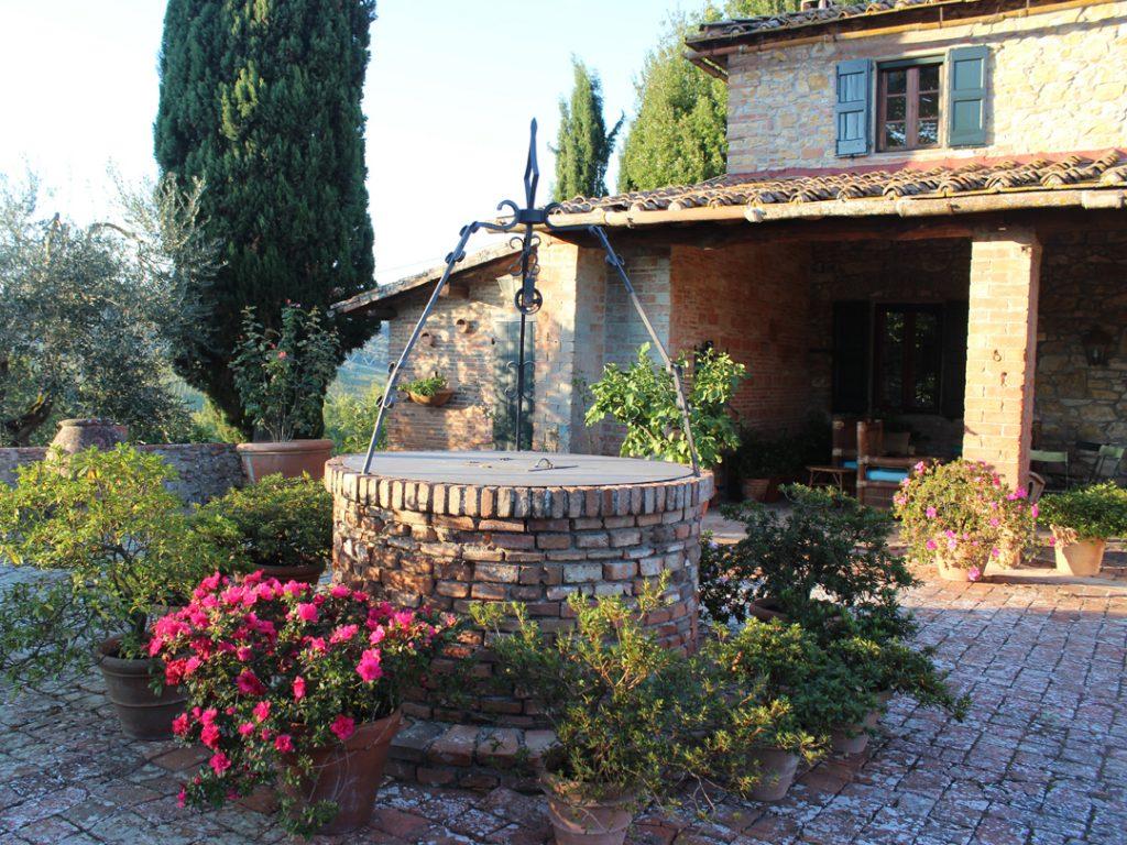 Villa la Quercia Tuscany Italy Carol Ketelson Delectable Destinations Culinary Tours