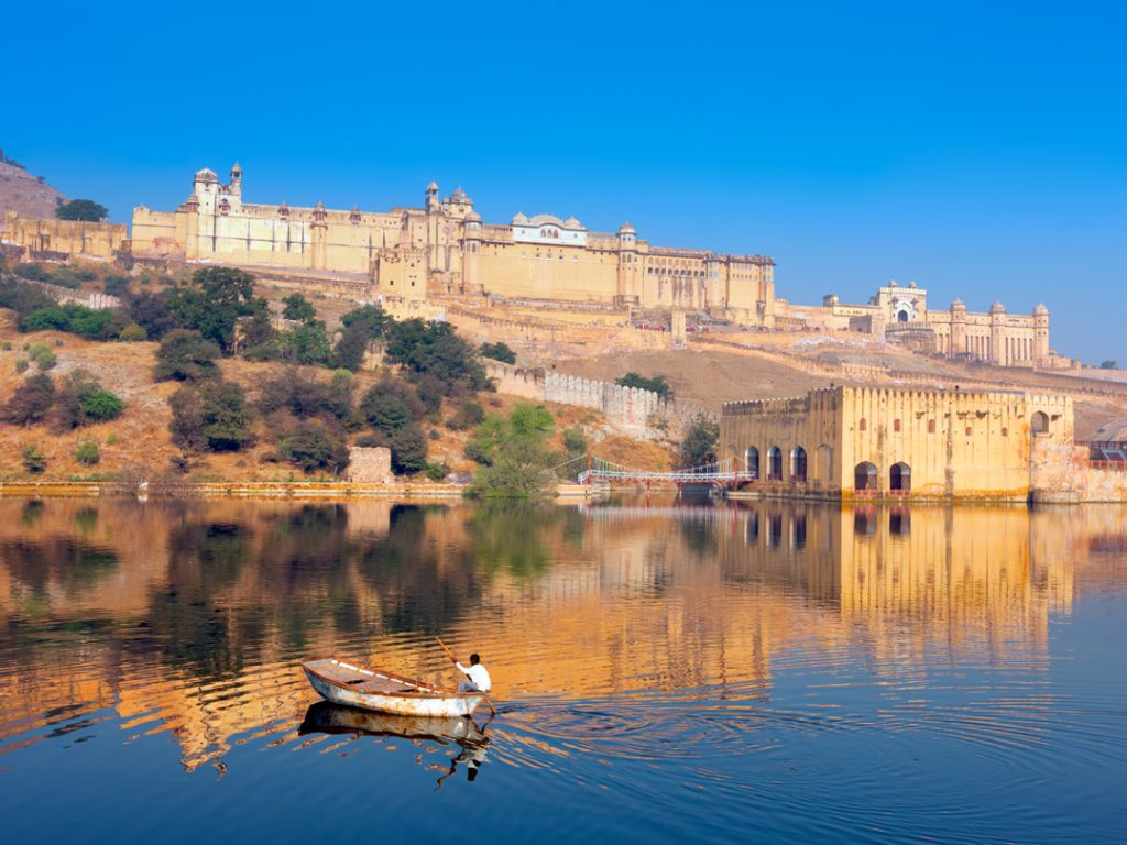 Amber Fort India Carol Ketelson Delectable Destinations Culinary Tours