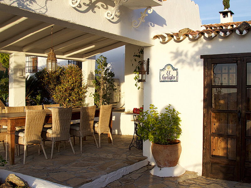 Evening at El Carligto Andalucia Spain Carol Ketelson Delectable Destinations Culinary Tours