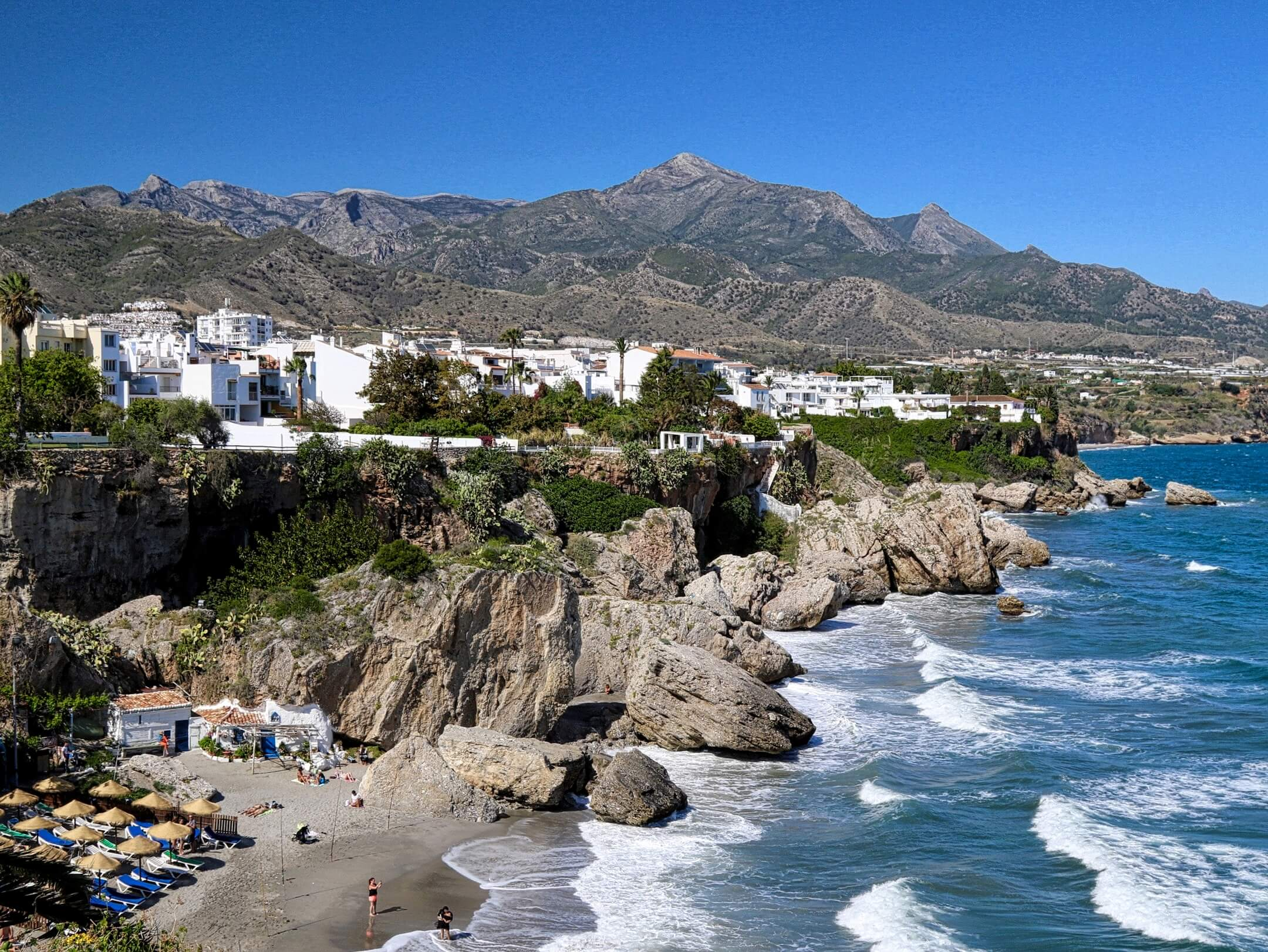Nerja Spain, Carol Ketelson, Delectable Destinations
