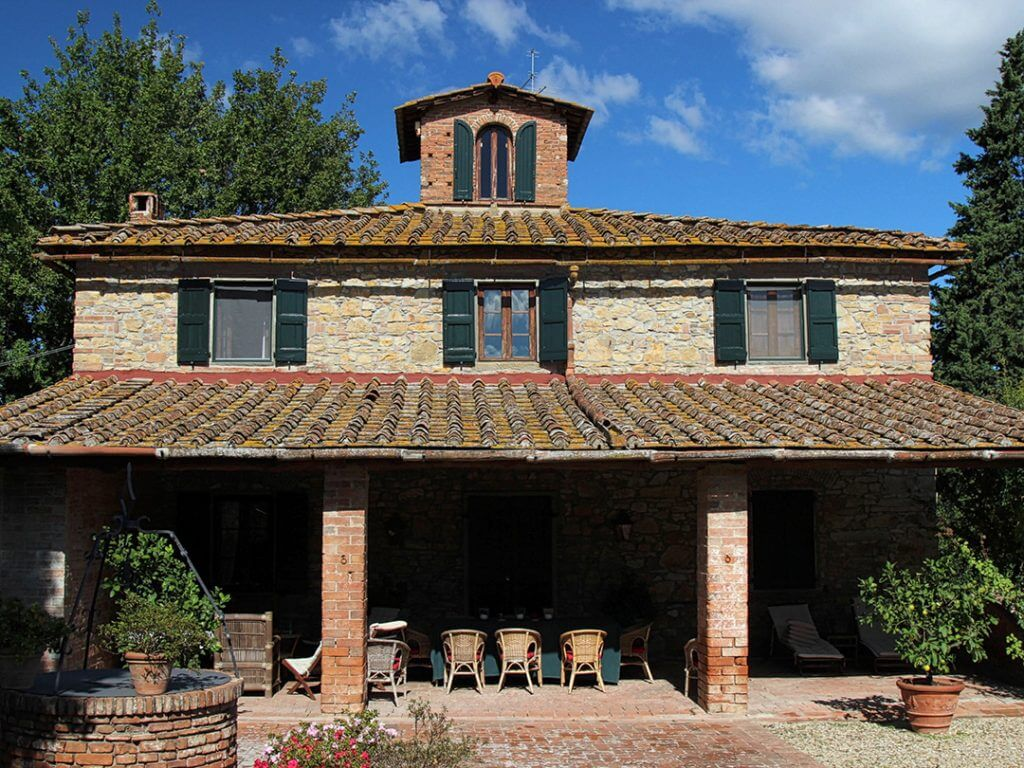 Villa La Quercia Chianti Culinary Tours in Tuscany Carol Ketelson Delectable Destinations Culinary Tours