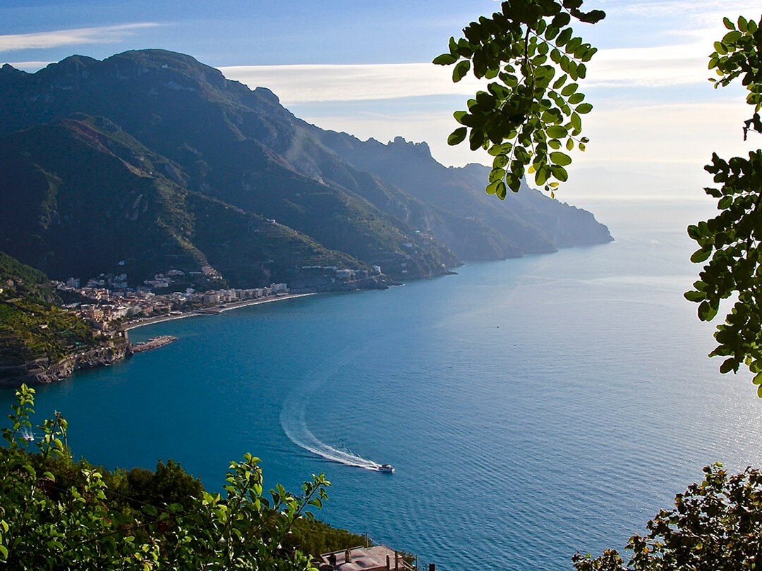 Villa Views Amalfi Coast Ravello Italy Personalized Culinary Tours Carol Ketelson Delectable Destinations Culinary Tours
