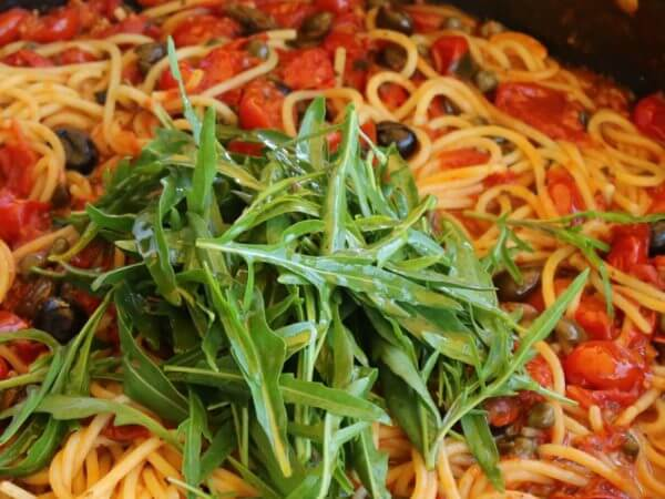 Spaghetti of the Farmer, Mamma Agata's Cooking School of the Amalfi Coast, Italy Carol Ketelson Delectable Destinations Culinary Tours