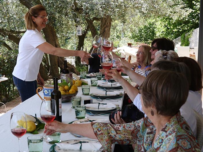 Wine Tasting vita bella Delectable Destinations Ultimate Guide Travel Divorce