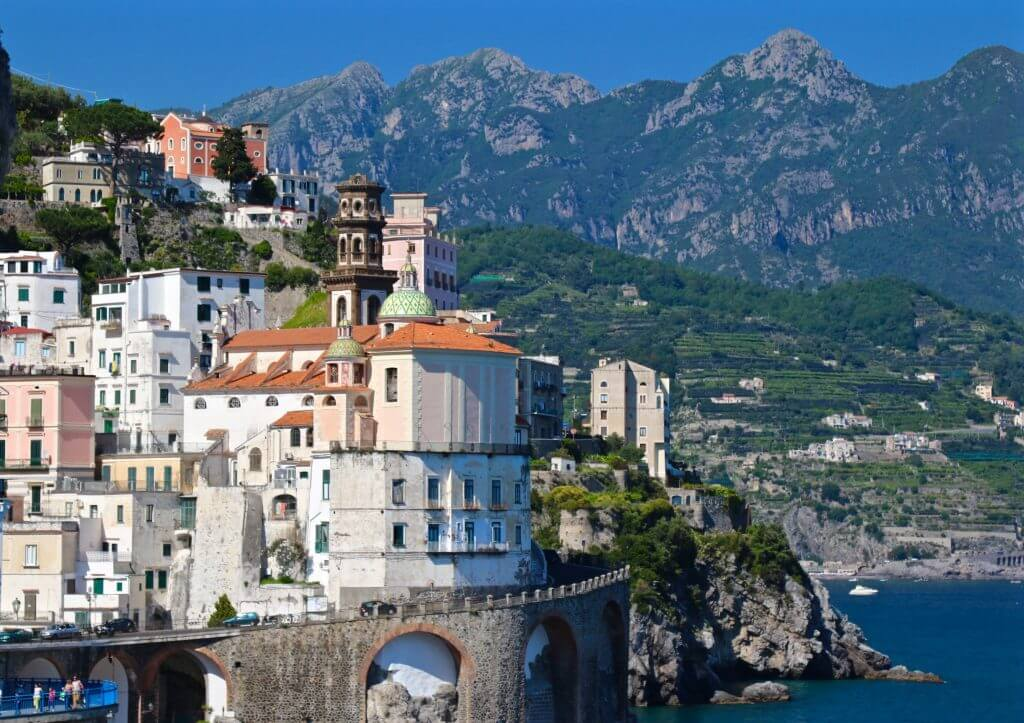 Amalfi Carol Ketelson Delectable Destinations Culinary Tours