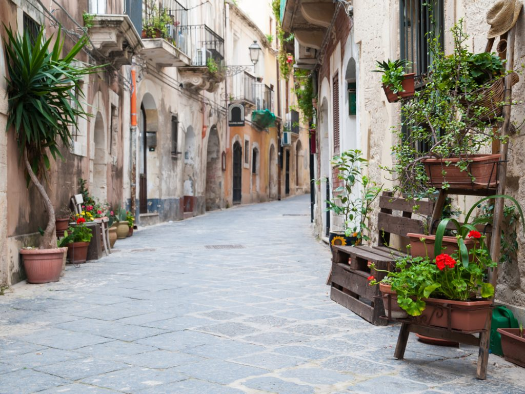 Typical Sicilian Village Delectable Destinations and Amalfi Life Amazing Sicily Culinary Tours