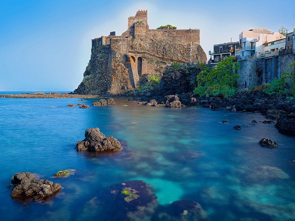 Acicastello Delectable Destinations Amazing Amalfi Culinary Tour of Sicily