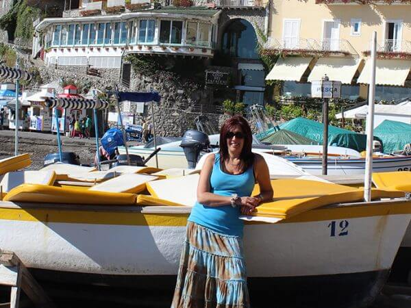 Positano Amalfi Coast Delectable Destinations Carol Ketelson Jodie Blog Hero