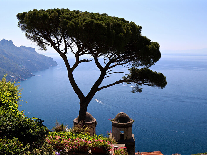 Villa Rufulo Gardens, Ravello Delectable Destinations Carol Ketelson Sometimes RETREAT Is The Best Way To Move Forward Retreat Move Forward blog