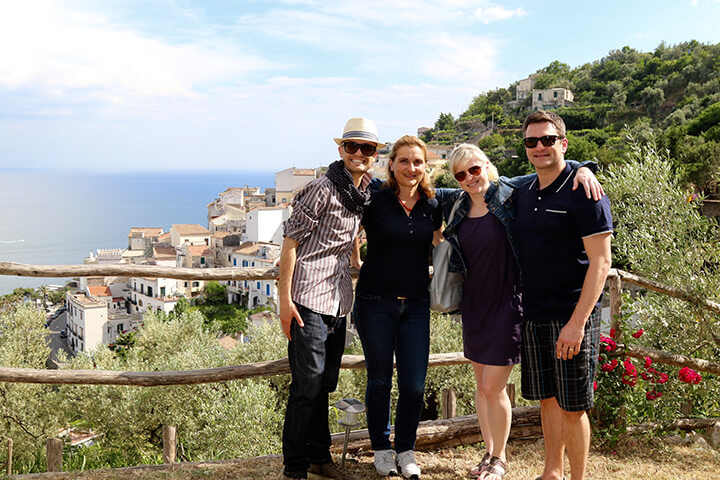 Amalfi Coast Wine Tour at Le Vigne di Raito - Capturing 2017 Carol Ketelson Delectable Destinations