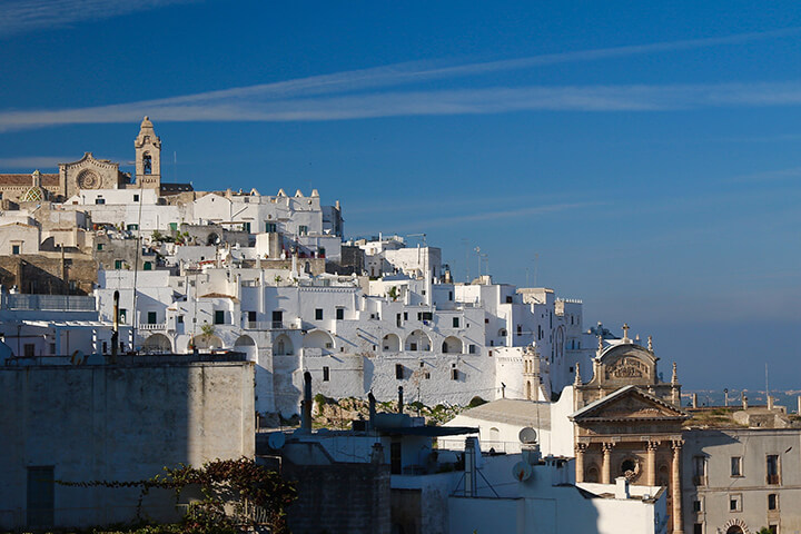 Food and Wine tour - Ostuni, Puglia - Capturing 2017 Carol Ketelson Delectable Destinations