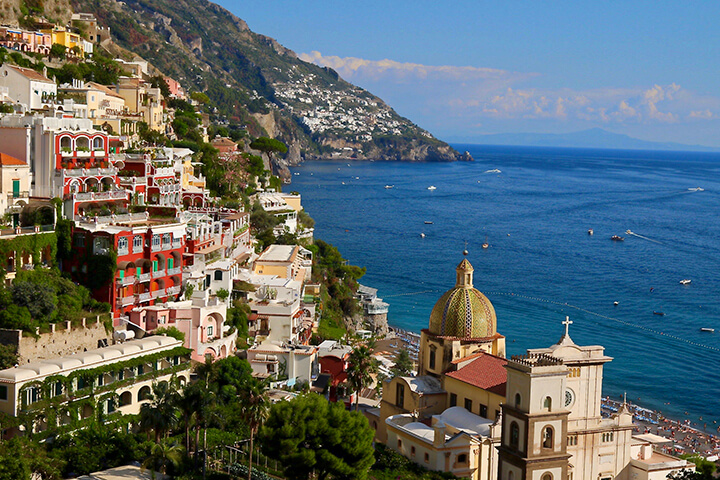Private walking tour of Positano, Amalfi Coast, Italy - Capturing 2017 Carol Ketelson Delectable Destinations