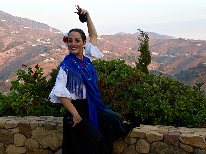 Flamenco Dancing, Andalucia, Spain, Malaga, Photos that will get you packing to Andalucia, Spain - Carol Ketelson, Delectable Destinations