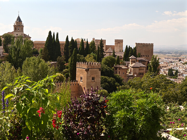 Granada, Alhambra, Spain, Photos that will get you packing to Andalucia, Spain - Carol Ketelson, Delectable Destinations