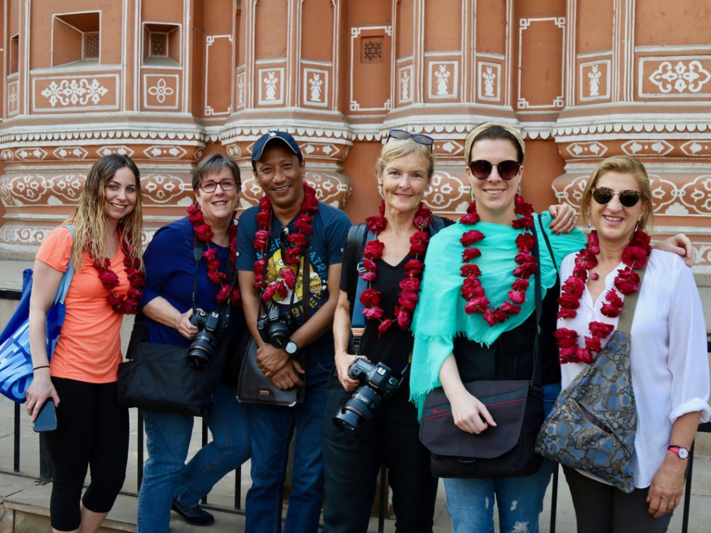 Cultural Travel in Jaipur, India - Carol Ketelson Delectable Destinations Culinary Tours