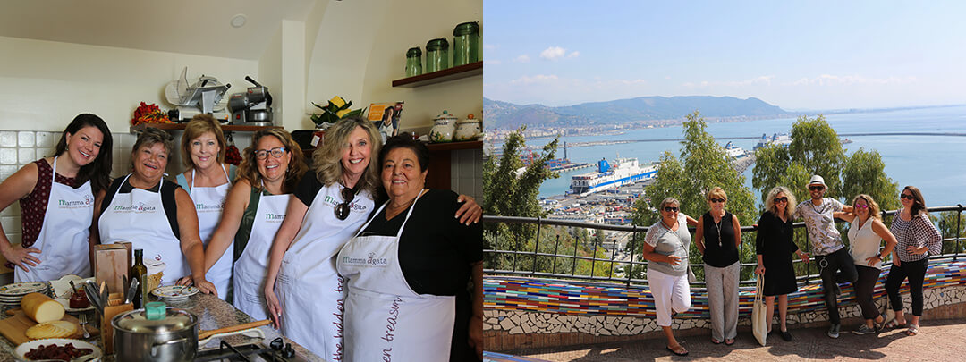 Images of 2019, Delectable Destinations Culinary and Cultural Tour of the Amalfi Coast 2, Carol Ketelson