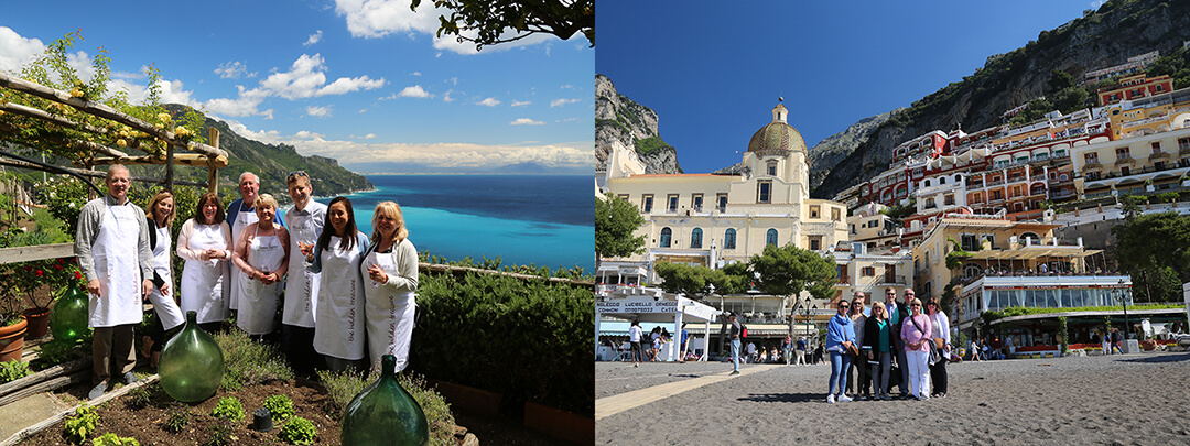Welcome 2020, Delectable Destinations Culinary and Cultural Tour of the Amalfi Coast 1, Carol Ketelson