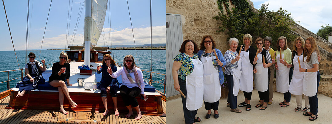 Welcome 2020, Delectable Destinations Culinary and Cultural Tour of the Puglia, Carol Ketelson