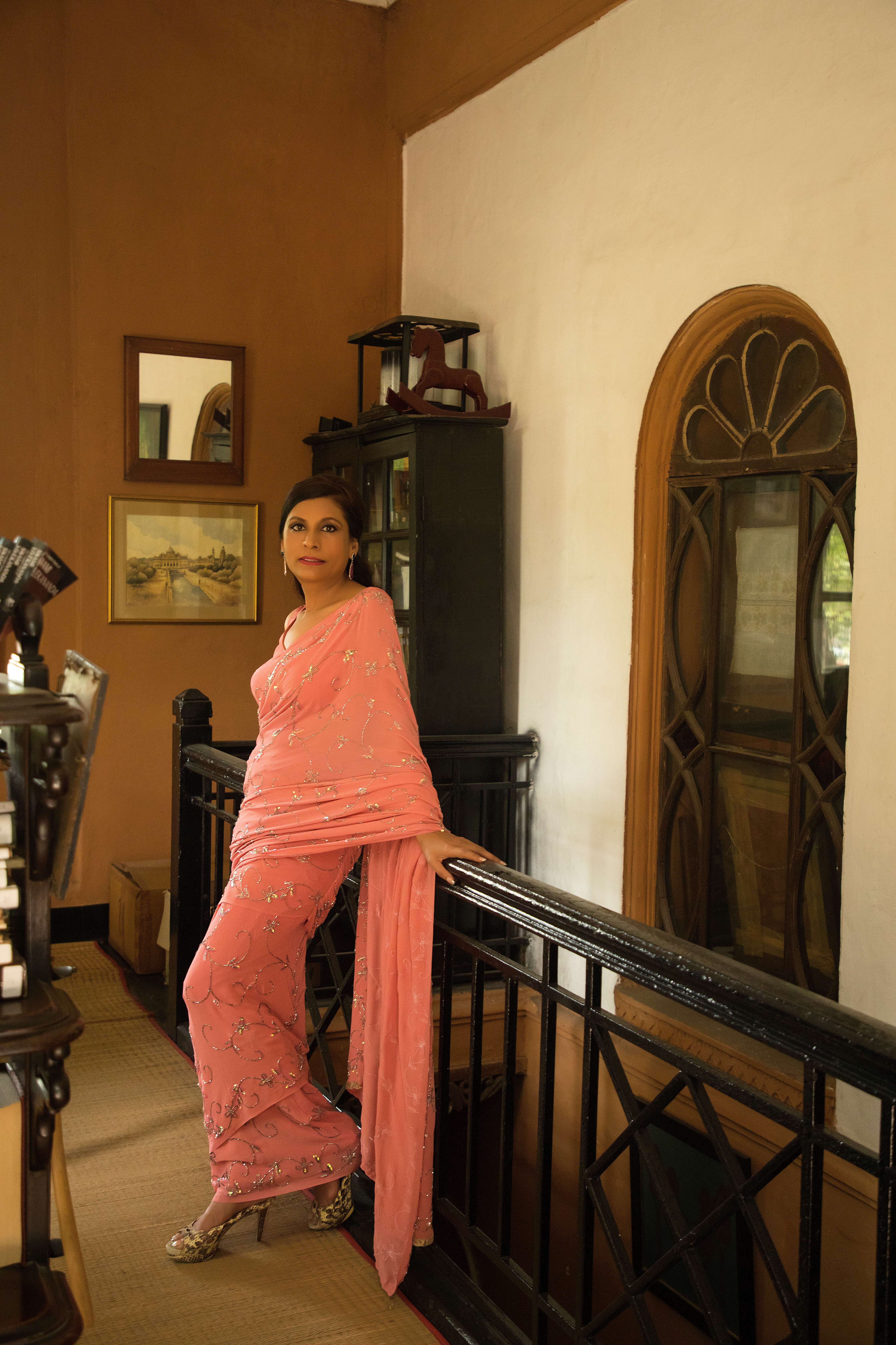 Pink Saree, The Timelessness of the Classic Indian Saree, Delectable Destinations