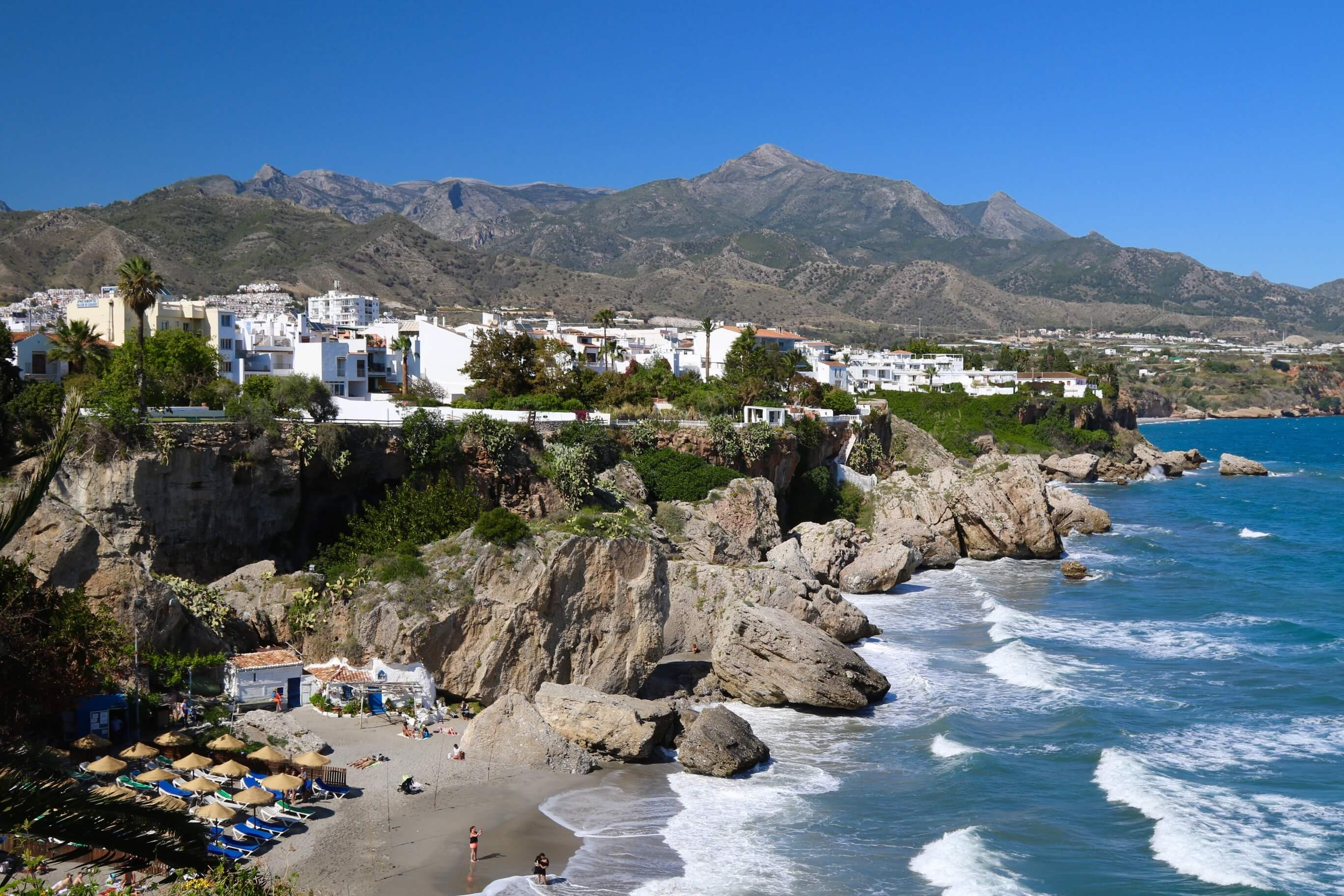 Beautiful Beaches - Why Spain Should be Your Next Culinary Destination, Delectable Destinations, Carol Ketelson