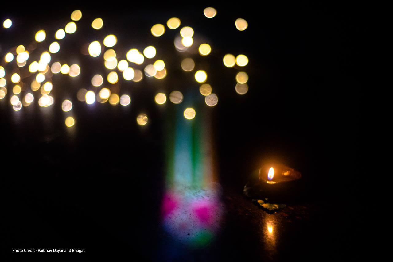 Diwali Deepawali - Festival of Lights - Photo Credits - Vaibhav Dayanand Bhagat