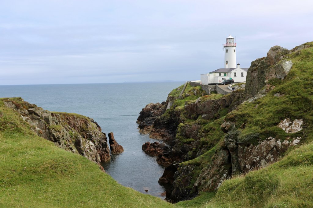 Fanad Lighthouse Donegal County Ireland