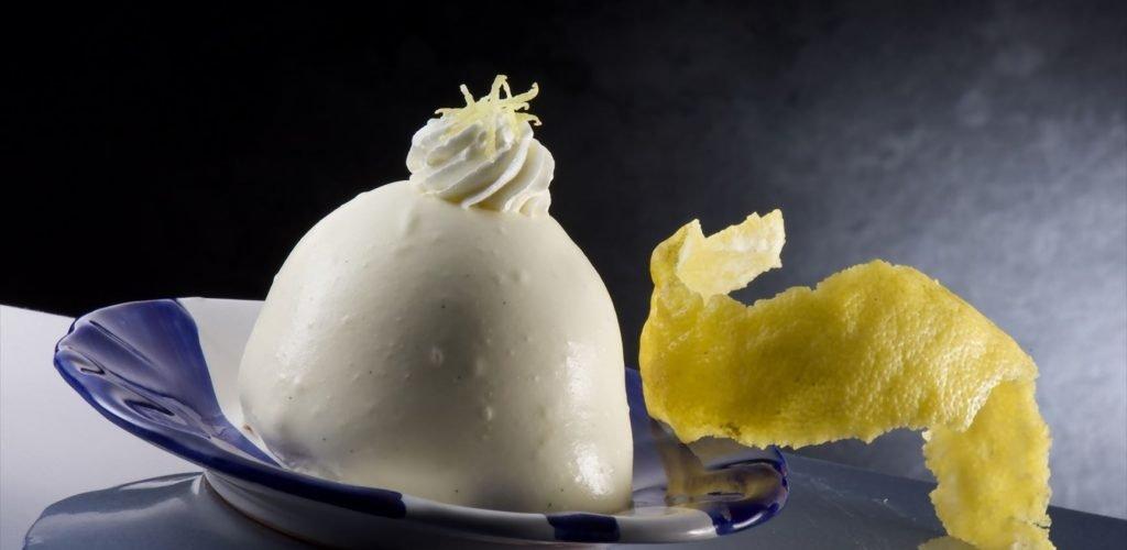 sfusato - lemon dessert